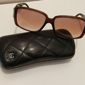 Chanel glasses Sunglasses Swarovski Crystals